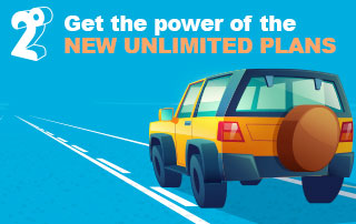New Unlimited Mobile Plans launch