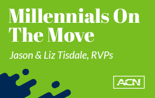 Millennials on the Move: Jason and Liz Tisdale