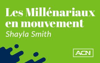 Millénariaux en mouvement : RD Shayla Smith