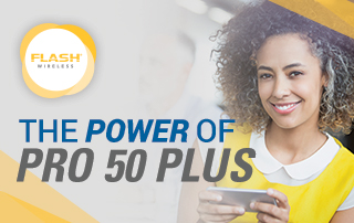 Get MORE Data in 2019 with the PRO 50 PLUS Family Plan!