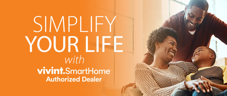 Simplify your life with Vivint Smart Home