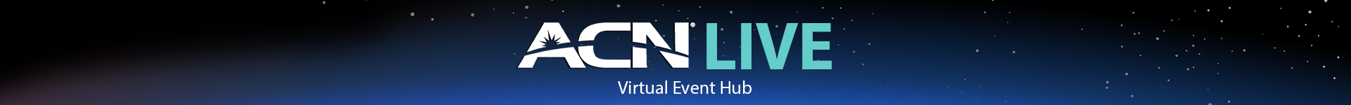 ACN Live Banner