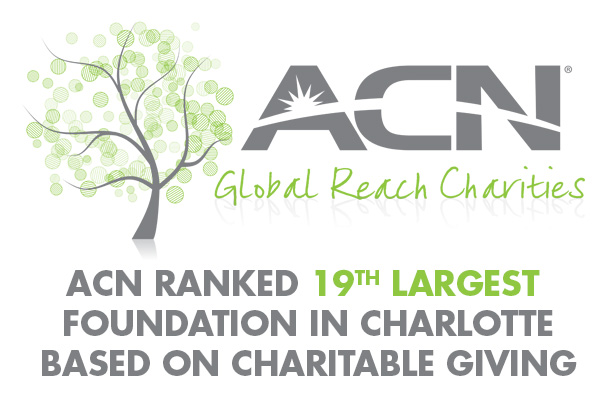 ACN Recognized As 19th Largest Area Foundation Based on Charitable Giving