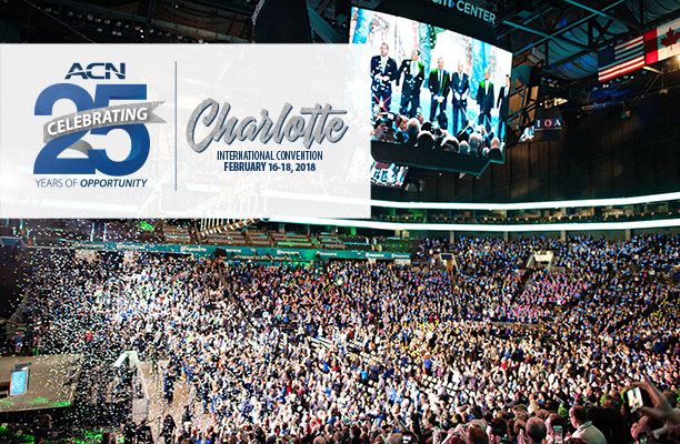 ACN Celebrates 25th Anniversary with International Convention in Charlotte, NC